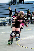 first bout